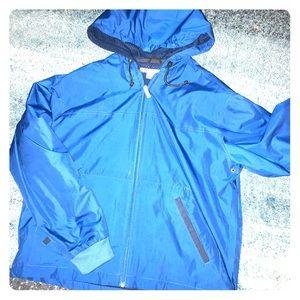 Nike sport lined running jacket
